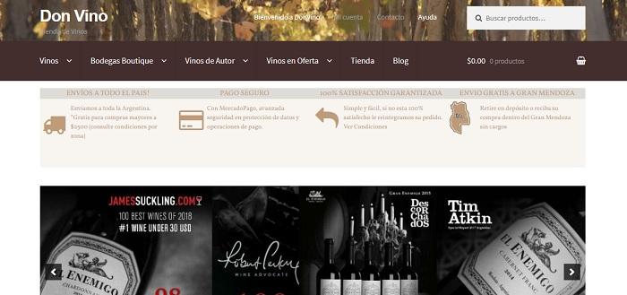 don vino promociones online