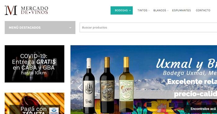 mercado de vinos ofertas y descuentos online